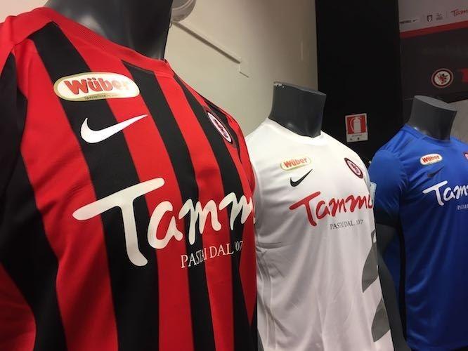 Il Foggia presenta le maglie 2017-2018