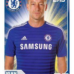 John Terry Chelsea kit 2014-2015