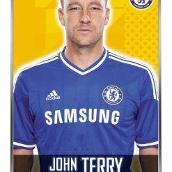 John Terry 2013-2014 kit Chelsea