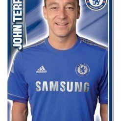 John Terry maglia Chelsea 2012-2013 oro