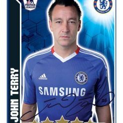 La maglia del Chelsea 2010-2011