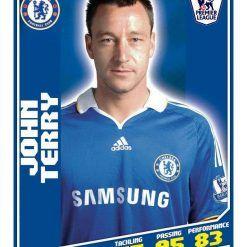 John Terry Chelsea kit 2008-2009