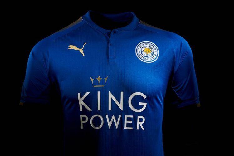 Leicester City, presentazione maglia 2017-2018