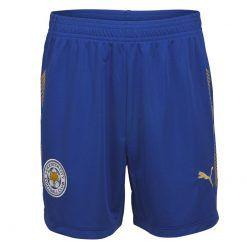 Pantaloncini Leicester 2017-2018 blu