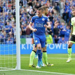 La nuova maglia del Leicester 2017-2018