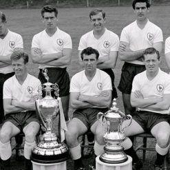 Il Tottenham 1961-1962
