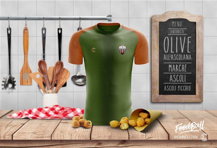 Ascoli FoodBall Kit Olive Ascolane