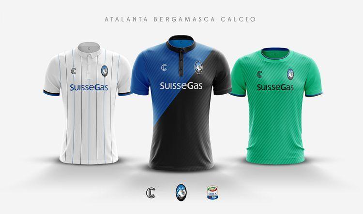 Atalanta Serie A Carlo Libri