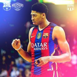 Barcellona New Orleans Pelicans NBA