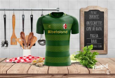 Bari FoodBall Kit Orecchiette Cime