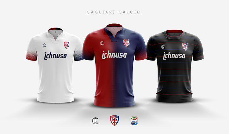 Cagliari Serie A Carlo Libri