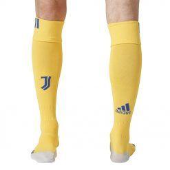 Calzettoni Juventus gialli 2017-2018