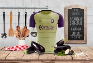 Crotone FoodBall Kit Melanzane Grigliate