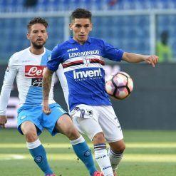 Divisa Sampdoria 2017-2018 Joma