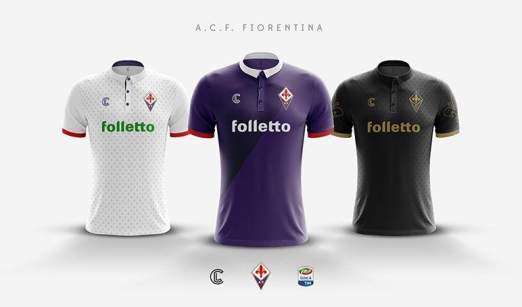 Fiorentina Serie A Carlo Libri