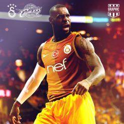 Galatasaray Cleveland Cavaliers NBA