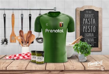 Genoa FoodBall Kit Pasta Pesto