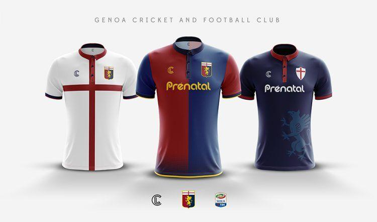 Genoa Serie A Carlo Libri