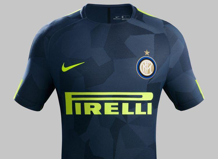Terza maglia Inter 2017-2018