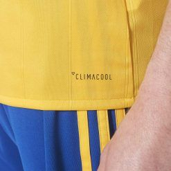 Tessuto Climacool maglia away Juventus
