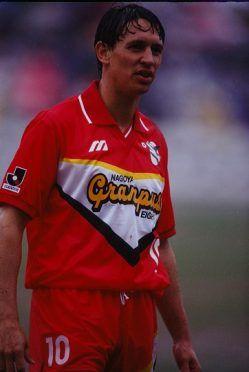 Lineker Nagoya Grampus 1992