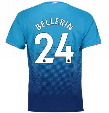 Maglia Arsenal away 2017-18 Bellerin 24