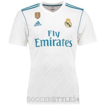 Maglia Real Madrid 2017-2018 adidas