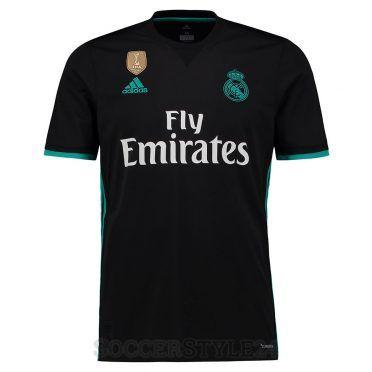Seconda maglia Real Madrid 2017-2018