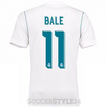 Maglia Real Madrid Gareth Bale numero 11