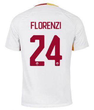 Maglia Roma trasferta Florenzi 24