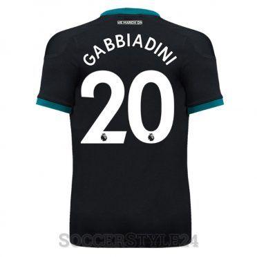 Maglia Gabbiadini 20 Southampton 2017-18