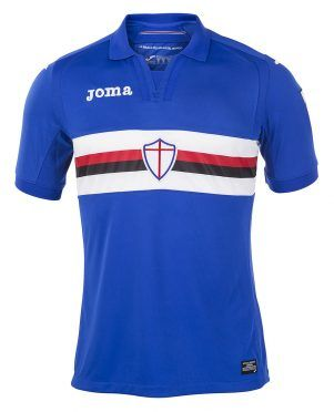 Maglia Sampdoria 2017-2018 Joma