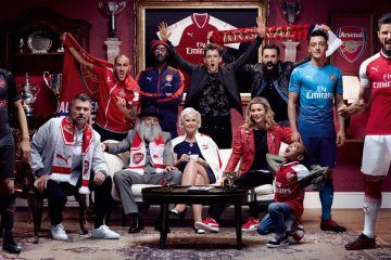 Maglie Arsenal 2017-2018 Puma
