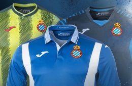 Maglie Espanyol 2017-2018 Joma