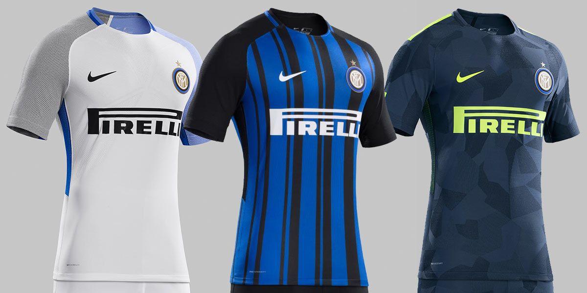 Maglie Inter 2017-2018 Nike