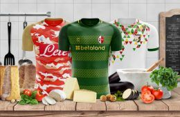 FoodBall Kits Cover Carlo Libri