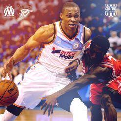 Marsiglia Oklahoma City Thunder NBA