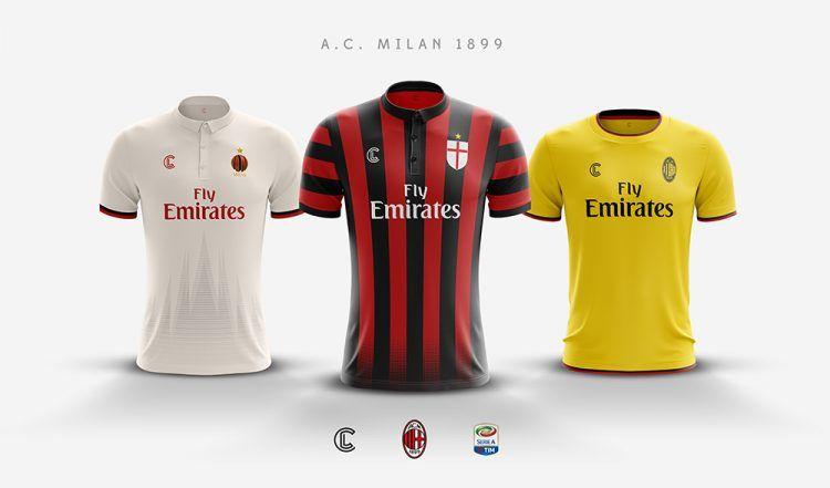 Milan Serie A Carlo Libri