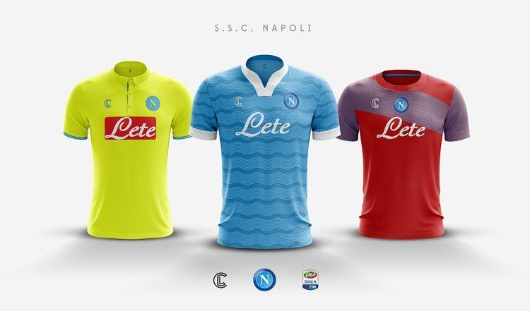 Napoli Serie A Carlo Libri
