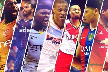 NBA Calcio Europeo Graphic UNTD