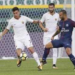 PSG-Roma amichevole 2017