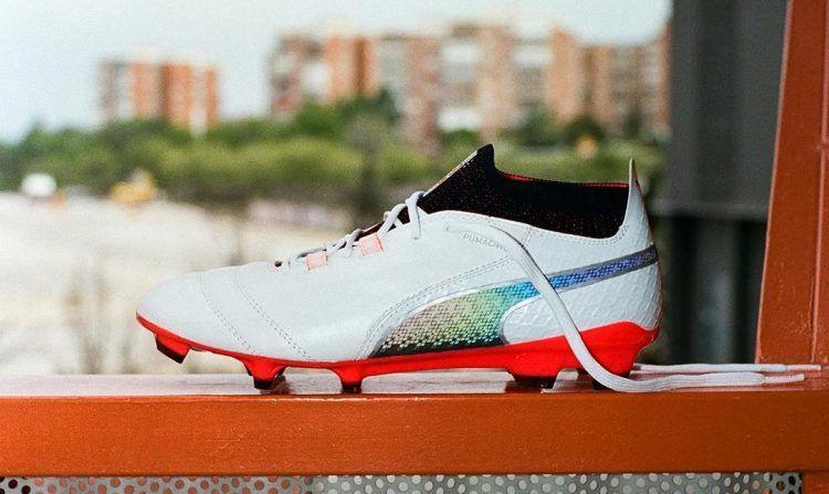 Puma One, le nuove scarpe da calcio