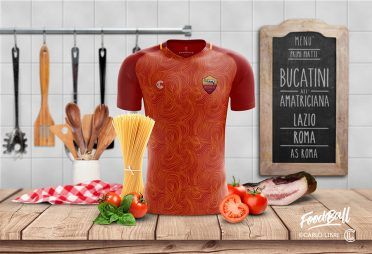 Roma FoodBall Kit Bucatini Amatriciana