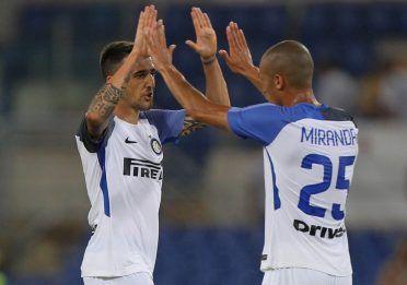 Miranda, Roma-Inter
