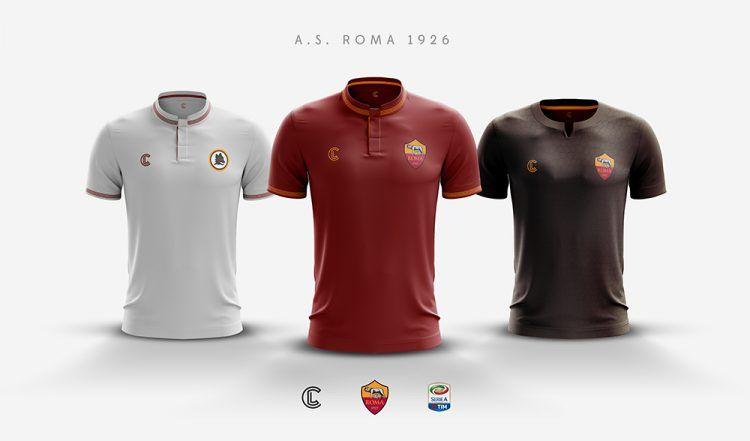 Roma Serie A Carlo Libri