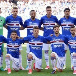 Sampdoria-Napoli esordio maglia 2017-2018