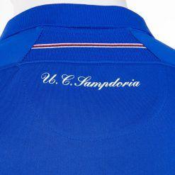 Retro collo maglia Sampdoria