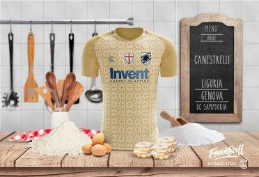 Sampdoria FoodBall Kit Canestrelli
