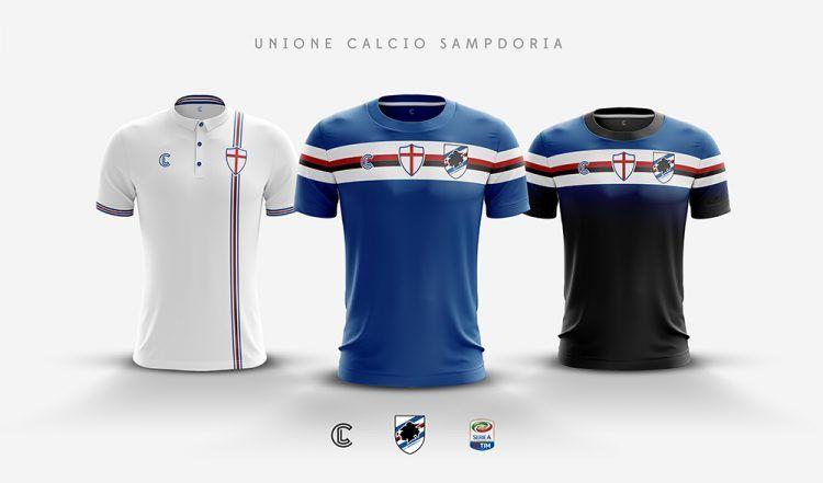 Sampdoria Serie A Carlo Libri