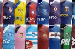 Serie A by Carlo Libri